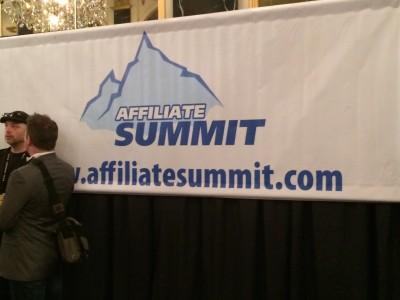 The Affiliate Summit Conference.